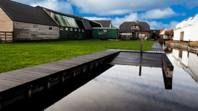 Damwanden Diensten Ed Sijmons Landsmeer 1